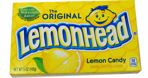 Lemon Heads Theater Size