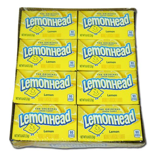 Lemon Heads 24ct