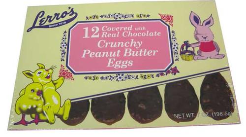 Lerro Easter Egg Trays 12ct - Crunchy Peanut Butter