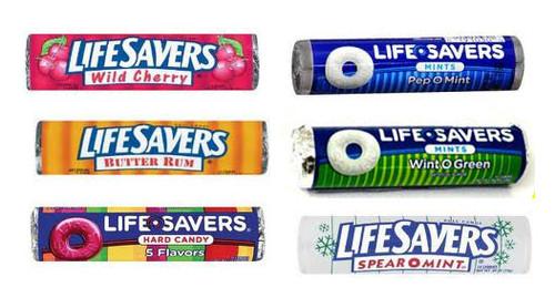 Life Savers Mints 20ct - Choose Your Flavor