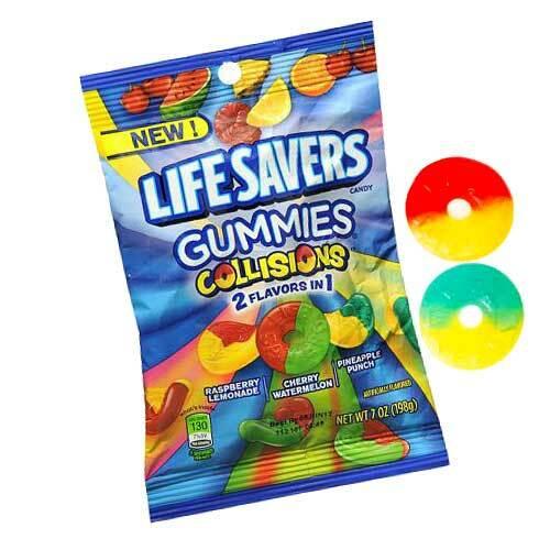 Lifesavers Gummi Collisions