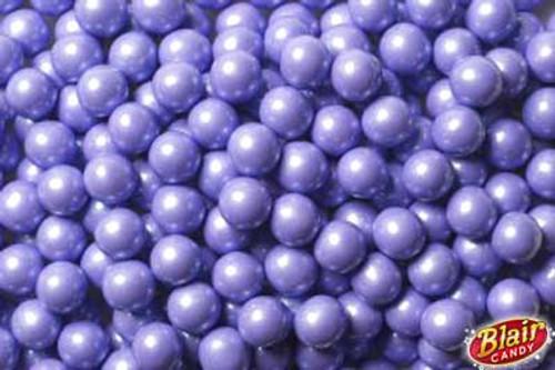 Light Purple Mini Chocolate Balls 2lb Sixlets