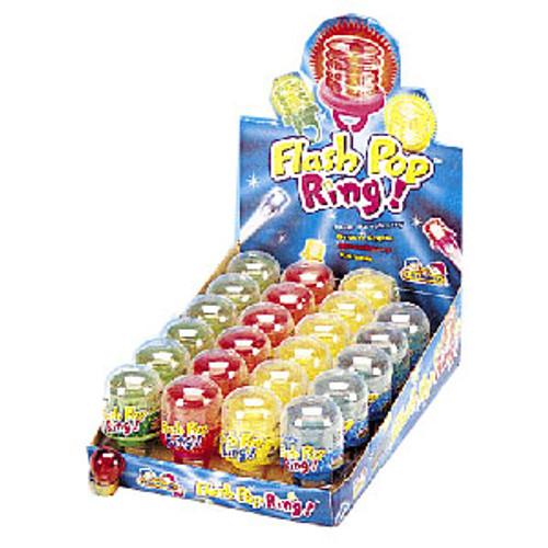Lite Up  Ring Pops 24ct Flash Pops