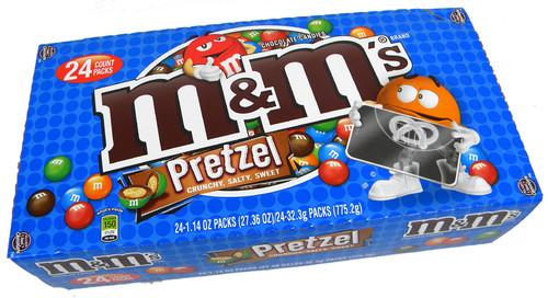 M&M'S Pretzel 24ct