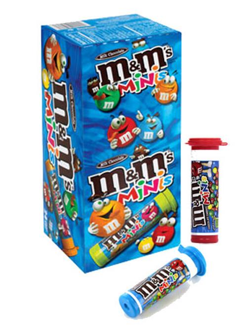 M&M Mini's 24 Count