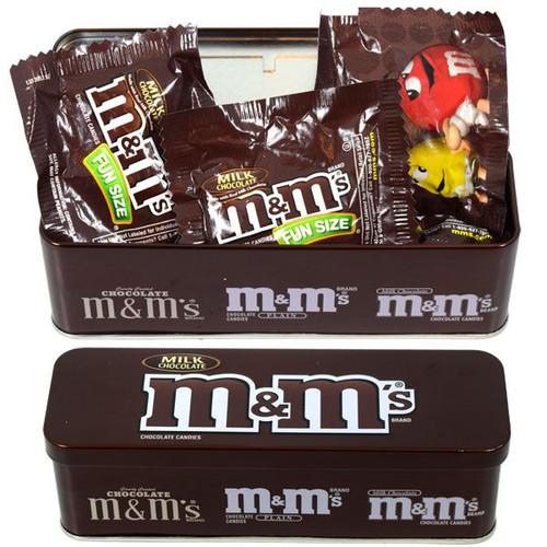 M&M's Nostalgic Gift Tin