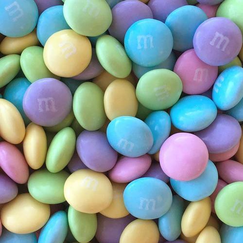 M&M's Pastel Bulk 25lb Case