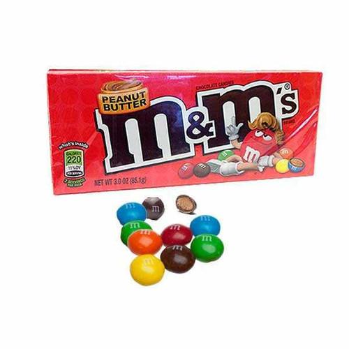 M&M's Peanut Butter Theater Box 3oz