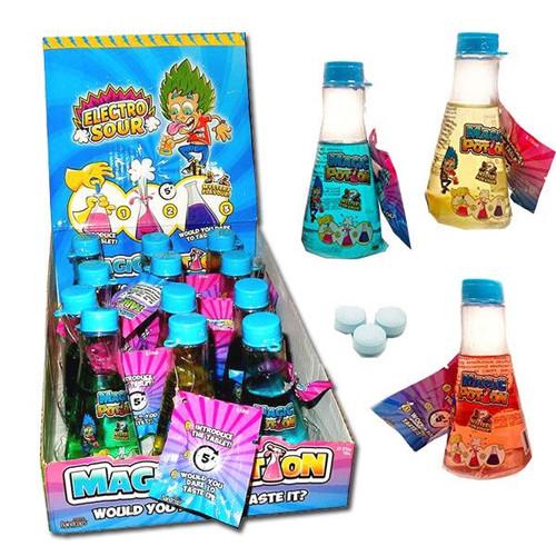 Magic Potion Liquid Candy 12 Count