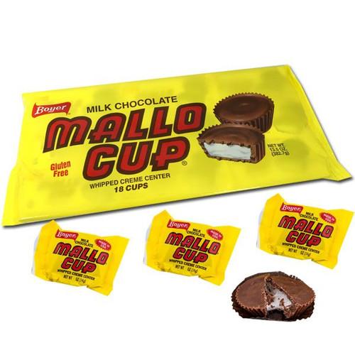 Mallo Cups Mega 18 Count