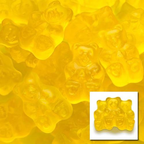 Mango Gummi Bears 5lb Bulk (565 Count)