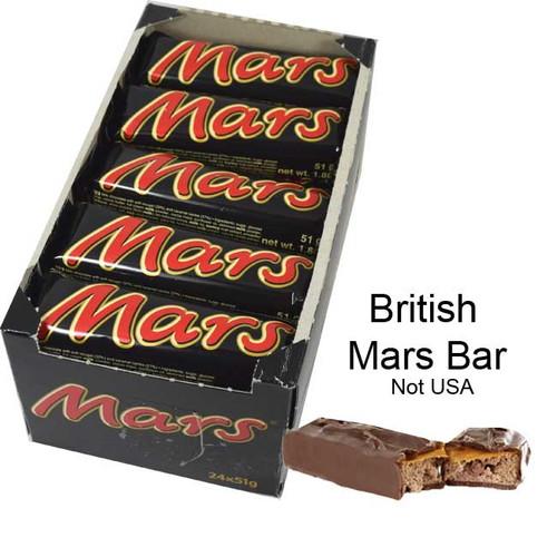 Mars Bar 24 Count (UK)