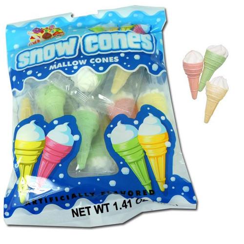 Marshmallow Snow Cones 1.45oz Bag