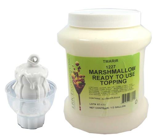 Marshmallow Topping 1/2 Gallon