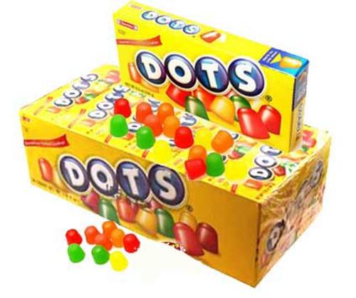 Mason Dots 24ct Nostalgic Candy