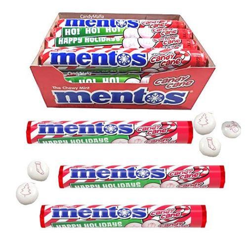 Mentos Candy Cane 15 Count