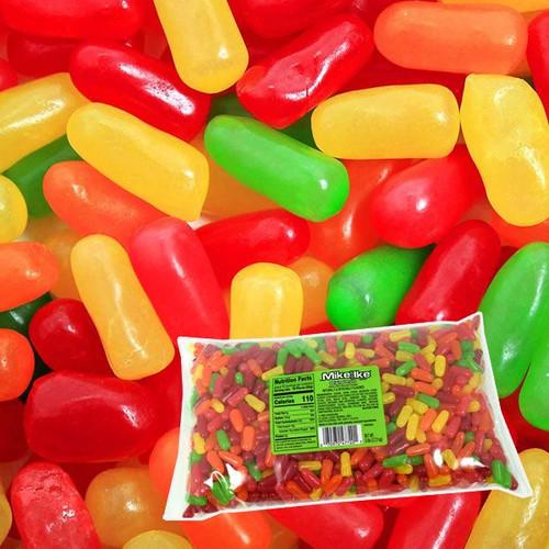 Mike and Ike Candy 5lb Bulk Bag