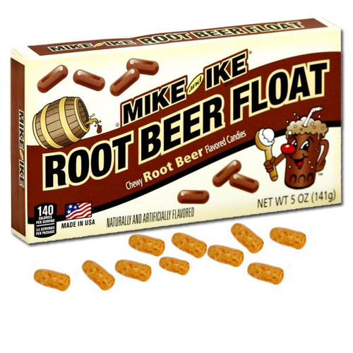 Mike & Ike Root Beer Float 5oz