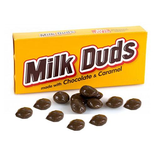 Milk Duds 3oz Theater Size Box