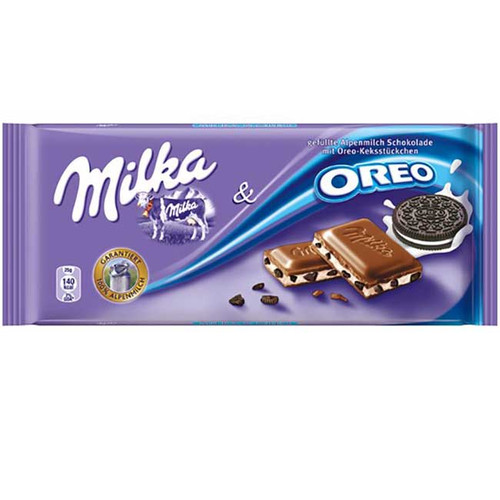 Milka Oreo Bar 3.5oz (Import)