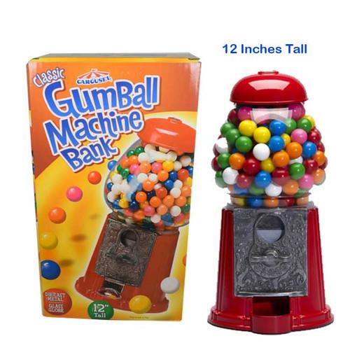 """Gumball Machine & Bank 12"""""""