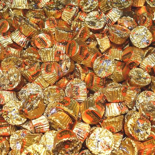 Mini Reese's Peanut Butter Cups 25lb