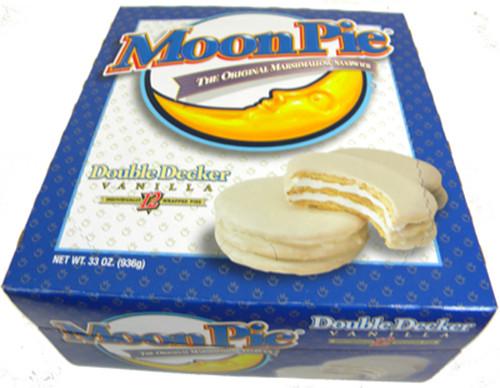 Moon Pies Vanilla 12ct