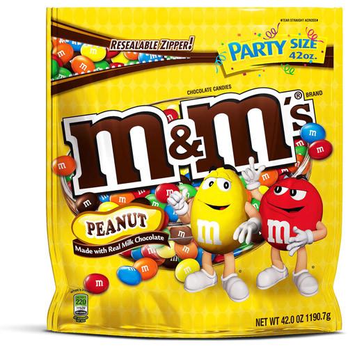 M&M'S Peanut 38oz Bag