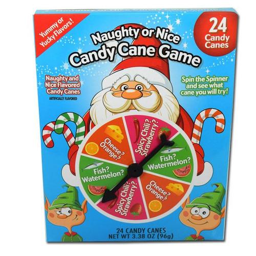 Naughty & Nice Candy Cane Game