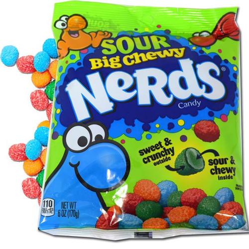 Nerds Big Chewy Sour 6oz