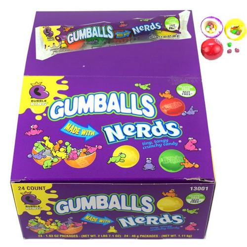 Nerds Gumballs 24 Count