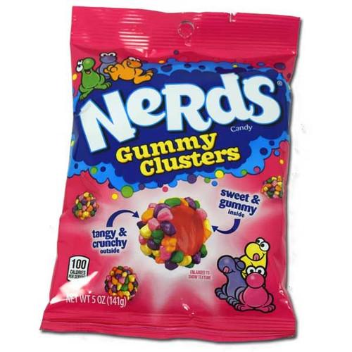 Nerds Gummy Clusters 5oz Bag