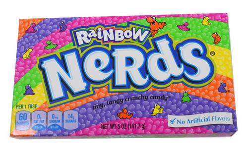 Nerds Rainbow Candies 5oz Box