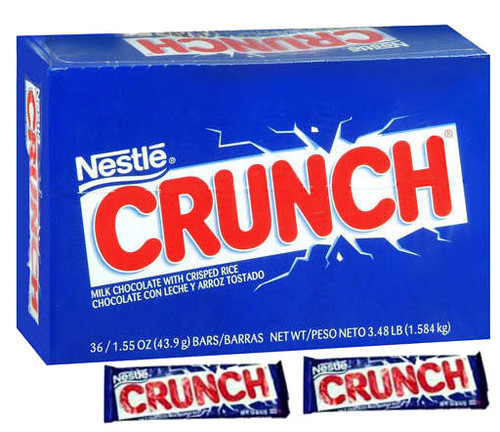 Crunch Bars 36 Count