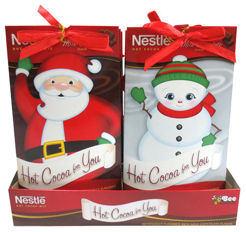 Nestle Hot Chocolate Christmas Packs 18 Count