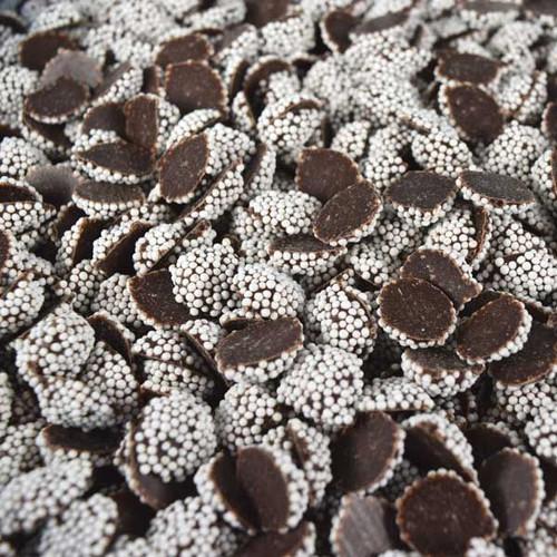 Mini Nonpareils Dark Chocolate Bulk 25lb