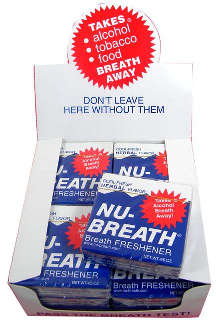 Nu Breath Mints 12ct