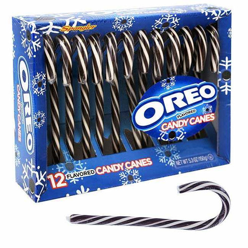 Candy Canes Oreo Cookie Flavor 12 Count