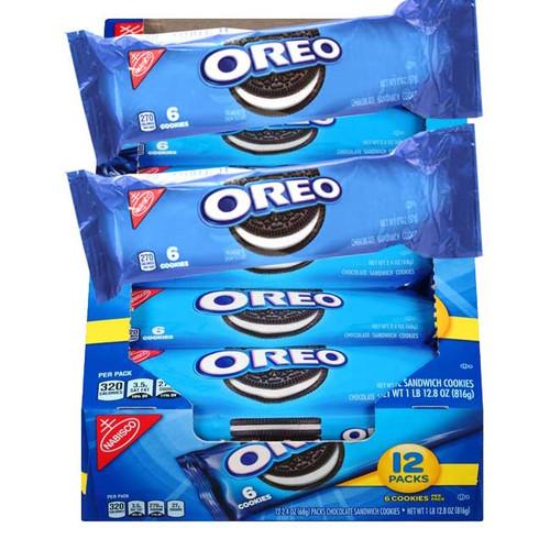 Oreo Cookies 12 Packs