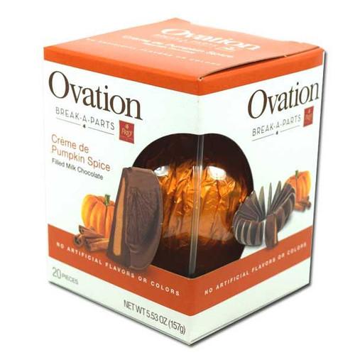 Ovation Creme De Pumpkin Spice Milk 6.17oz Ball