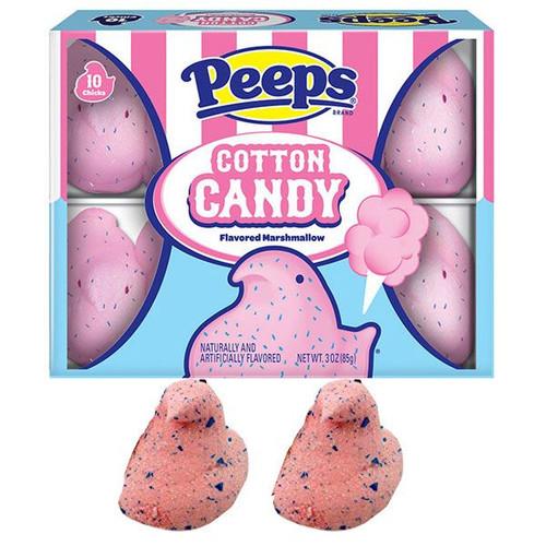 Peeps Cotton Candy 10PK