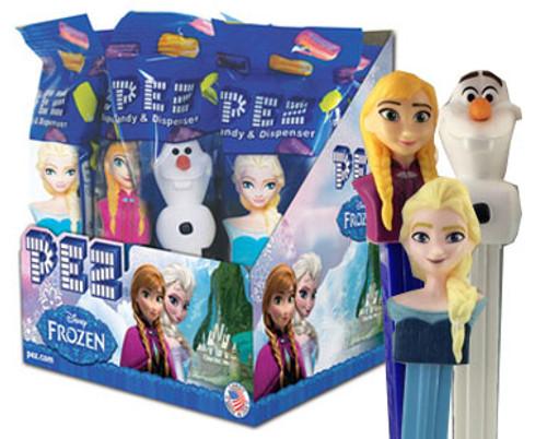 Pez Disney Frozen 12 Count