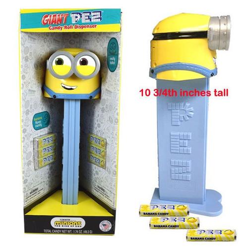 Pez Giant Minion Bob Talking