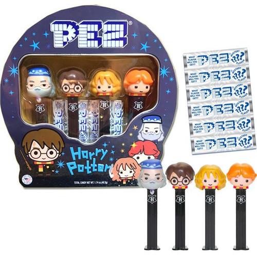 Pez Harry Potter Gift Tin