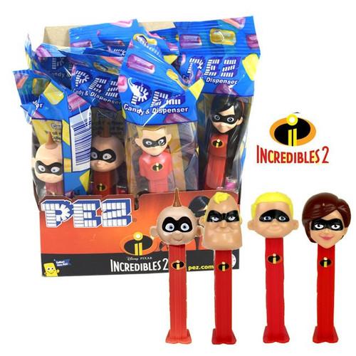 Pez Incredibles #2 12 Count