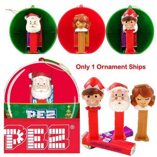 "Pez ""Mini"" Christmas Ornament (One)"