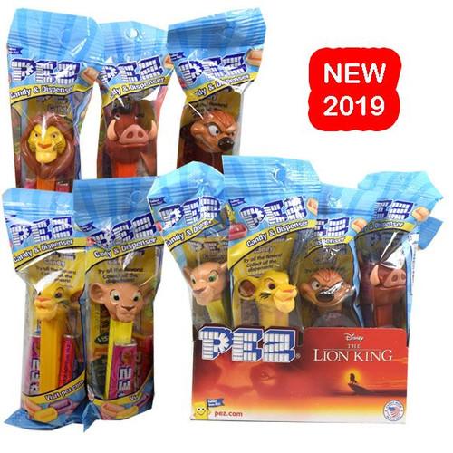 Pez Lion King 12 Count 2019