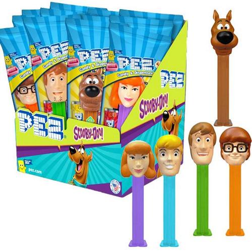 Pez Scooby Doo 12 Count