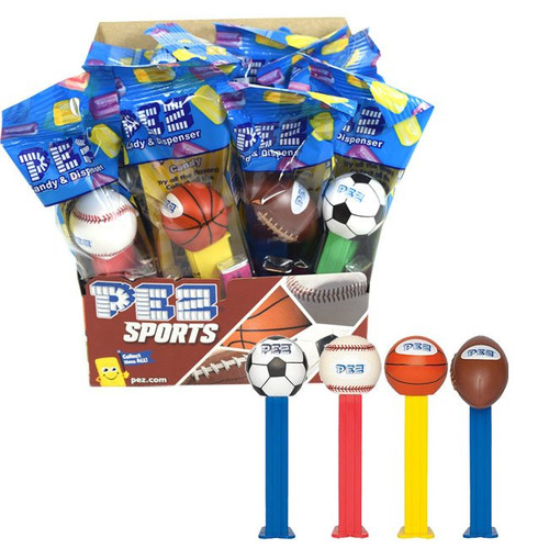 Pez Sports Assortment 12 Count