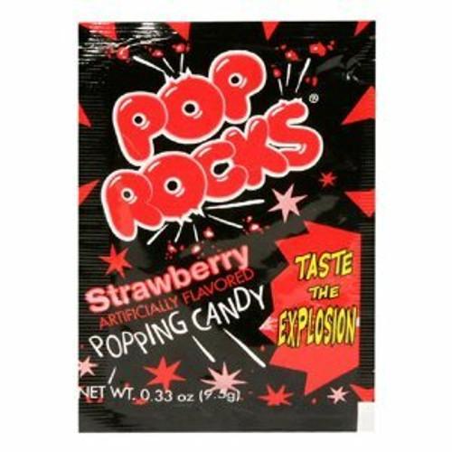 Pop Rocks 24ct - Strawberry